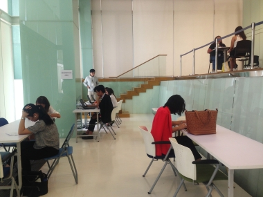 An in-house job fair was also conducted last July.