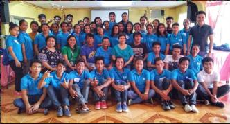 PPAA-DSWD Magsaysay Training