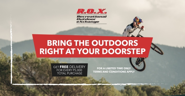 ROX FREE DELIVERY FB Cover